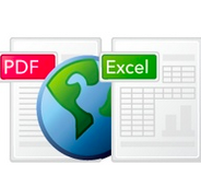 Convertire PDF in Excel online
