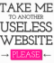 The Useless Web – Siti inutili ma divertenti