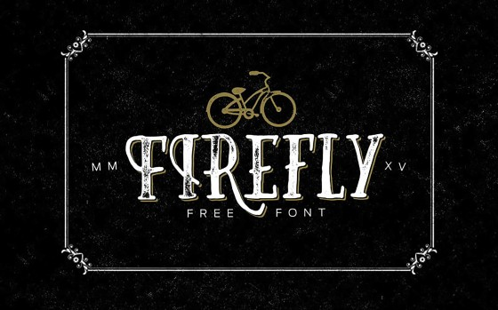 firefly-font