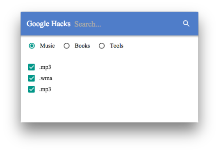 googlehacks