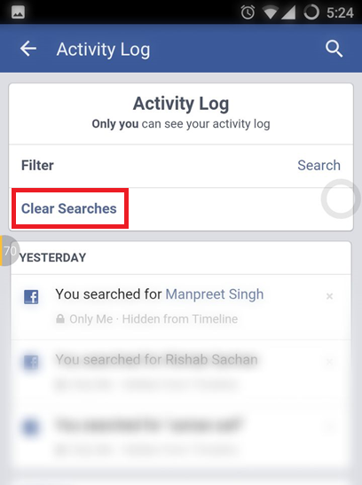 Clear-Search-on-facebook