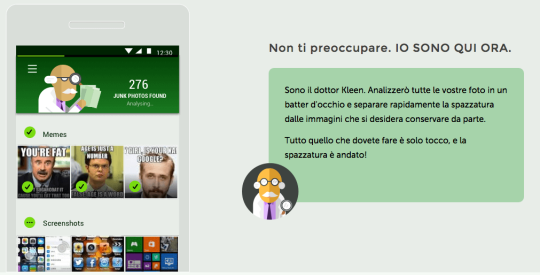 Cleaner per WhatsApp