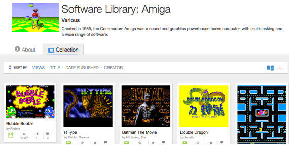 Software Library  Amiga   Free Texts   Download   Streaming   Internet Archive