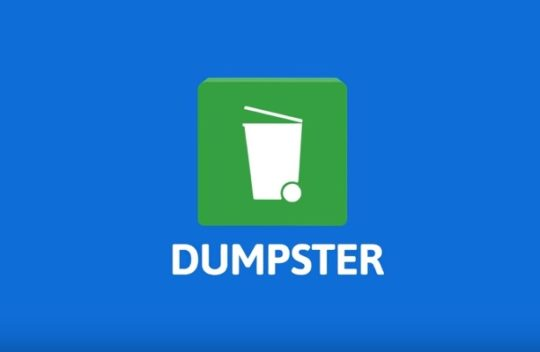 dumpster-android-app