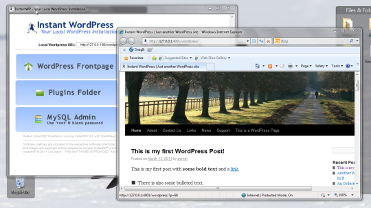 wordpress-in-locale