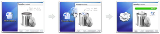 Securely File Shredder