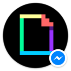 giphy for messenger logo