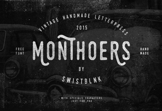 monthoers-free-font
