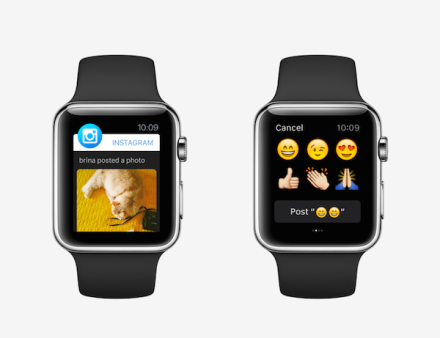 instagram-iwatch