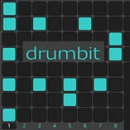 DrumBit – Drum machine online