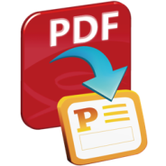 Convertire PDF in PowerPoint modificabile – online