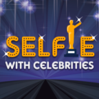 selfie with celebrities app icon
