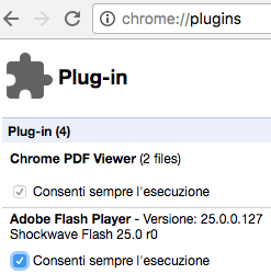 flash player plugin chrome